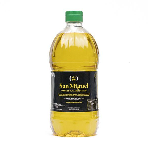 Aceite de oliva virgen extra de Calanda 2 litros