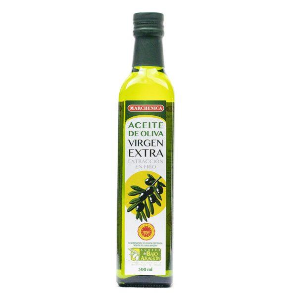 Aceite de oliva virgen extra DO Bajo Aragón 500ml
