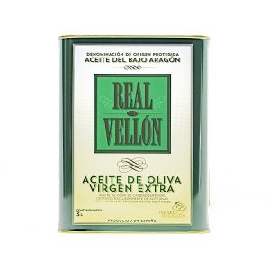 Aceite de Oliva virgen Extra variedad empeltre en lata de 3 l.