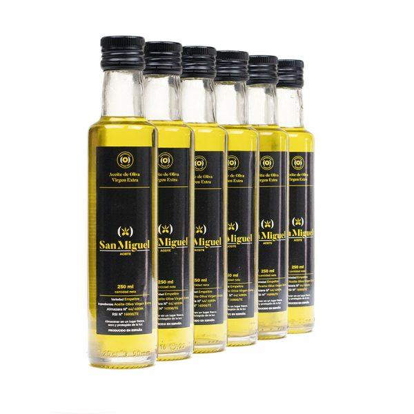 aceite de oliva virgen extra 250