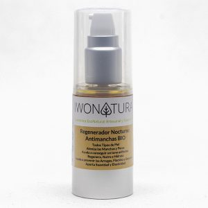 Regenerador nocturno antimanchas 30 ml