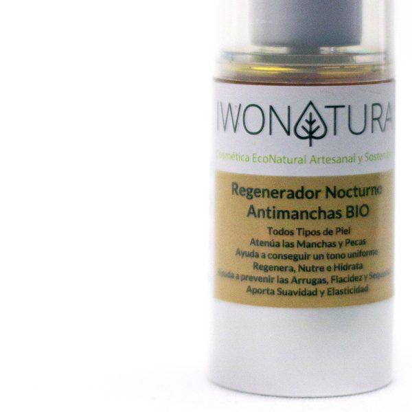 Regenerador nocturno antimanchas 30 ml