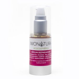 Serum reparador natural de todo tipo de piel. 30 ml.