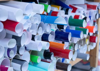Almacen vinilos Garage of Colors Calanda